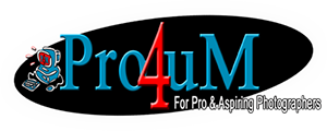 Pro4uM Logo Photography Education